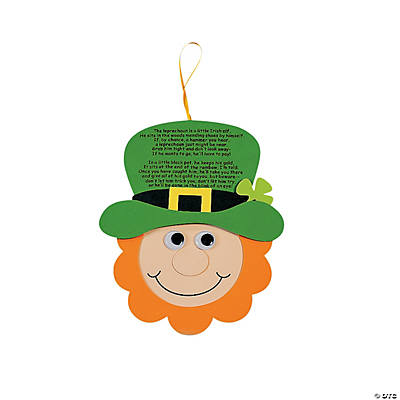 Legend of the Leprechaun Craft Kit