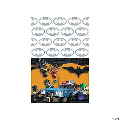 LEGO® Batman™ Plastic Tablecloth