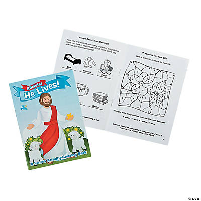 Lent Activity Books