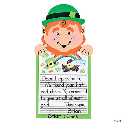 Leprechaun Stories Craft Kit