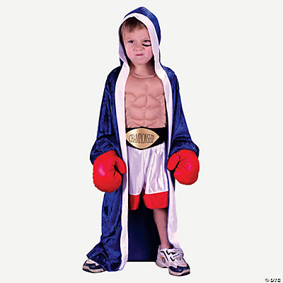 Li'l Champ Boy's Toddler Costume