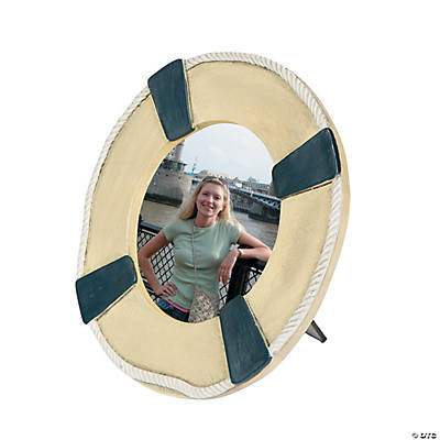 Life Preserver Picture Frame