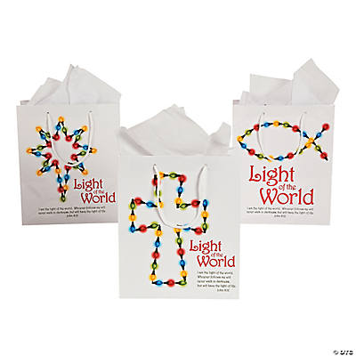 """Light of the World"" Gift Bags"