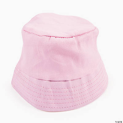 Light Pink Bucket Hats