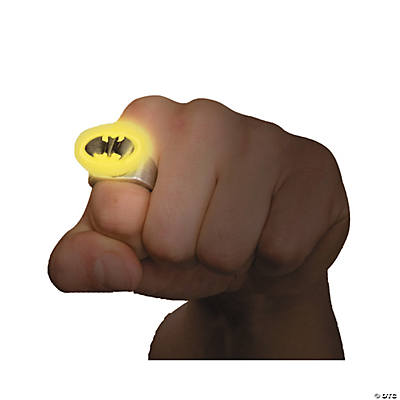 Light-Up Batman™ Ring