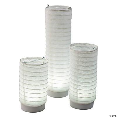 Light Up Tabletop Lantern Party Lights