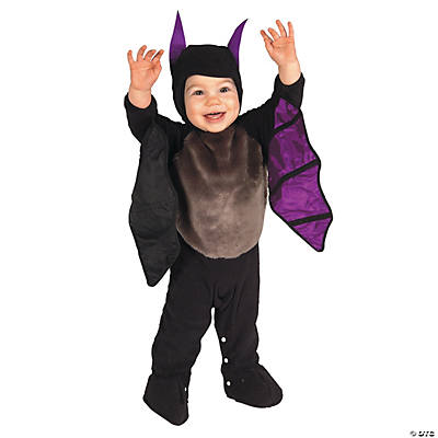 Lil Bat Infant Romper Kid's Costume