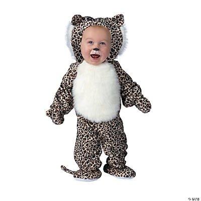 Lil Leopard Infant Girl's Costume