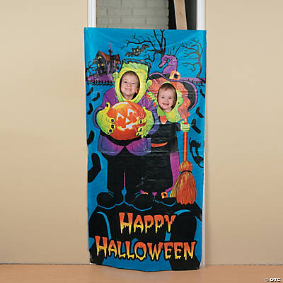 Little Monsters Photo Door Banner