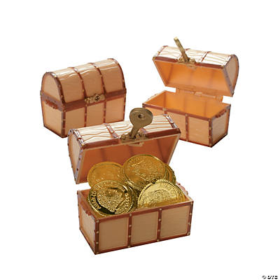 Locking Treasure Chests
