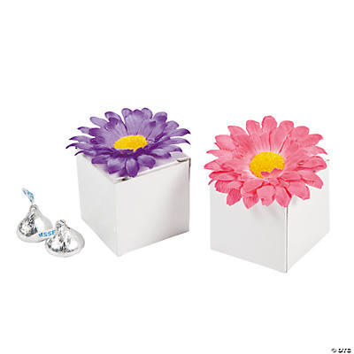 Love in Bloom Wedding Gift Boxes with Flower