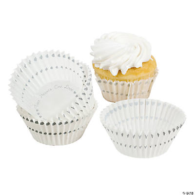 Love Message Cupcake Cups