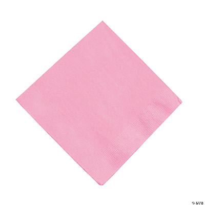 Luncheon Napkins - Candy Pink