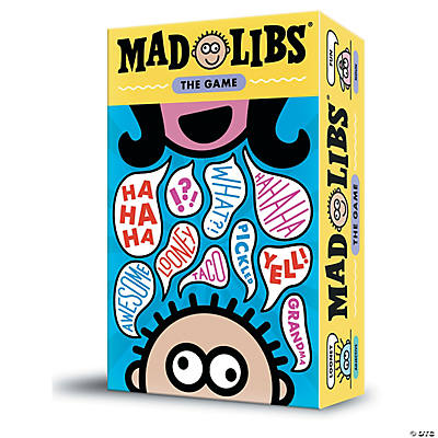how to play mad libs card game