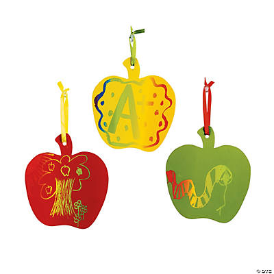 Magic Color Scratch Apples