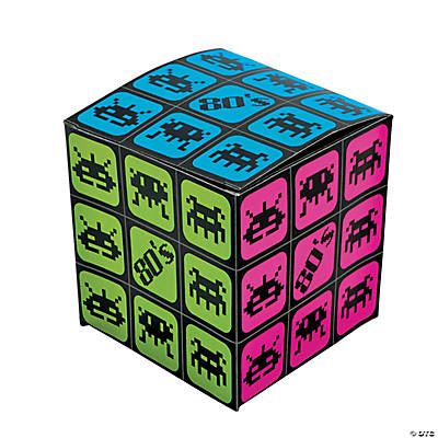 Magic Cube Favor Boxes