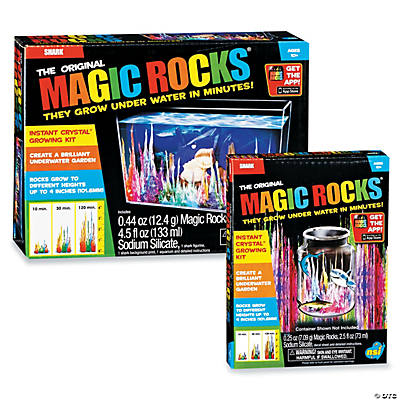 Magic Rocks and Refill: Set of 2