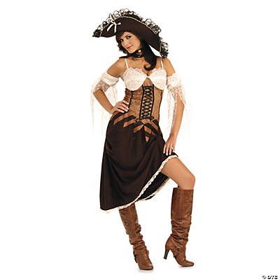 Maiden Of The Sea Adult Women's Pirate Costume