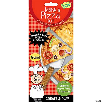 A pizza quick sticker kit make a pizza quick sticker kit ccuart Choice Image