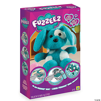 Make-Your-Own Fuzzeez Dog