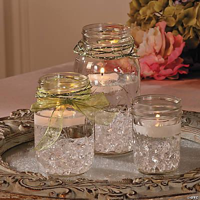 Mason Jar Centerpiece Idea