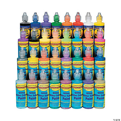 Mega Fabric Paint Kit