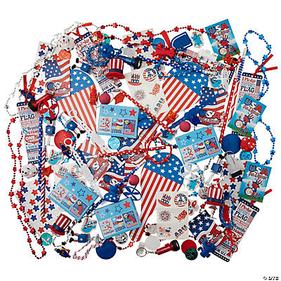 Mega Patriotic Assortment