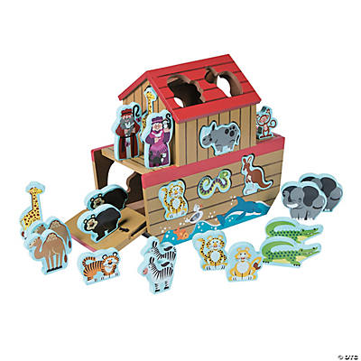 Melissa & Doug® Noah's Ark Play Set