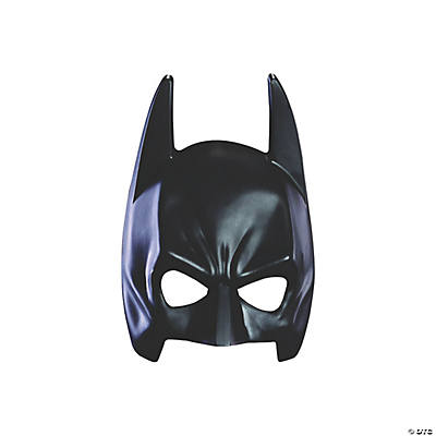 Men's Batman Mask
