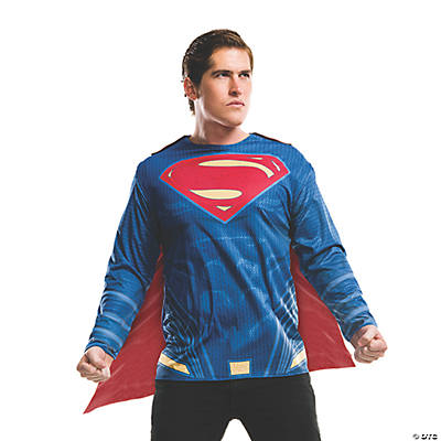 Men's Batman v Superman: Dawn of Justice™ Superman Costume Top