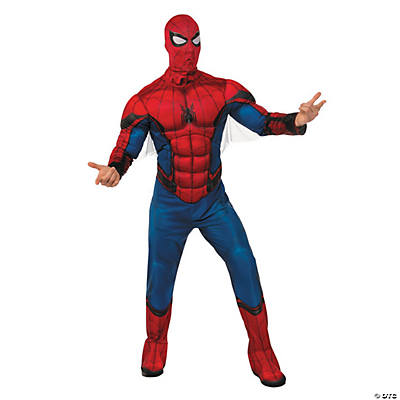 Men's Deluxe Muscle Chest Spider-Man™ Costume