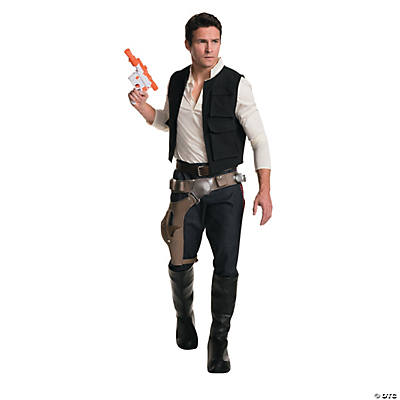 Men's Grand Heritage Star Wars™ Han Solo Costume