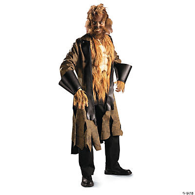 Men's Big Mad Wolf Costume