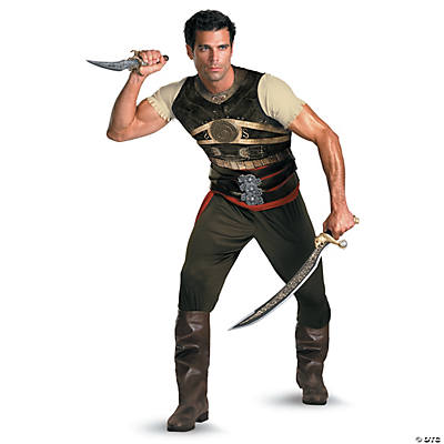 Men's Classic Prince of Persia Dastan Costume
