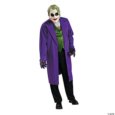 Men's Dark Knight Joker Costume
