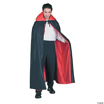 Men's Deluxe Lined Cape