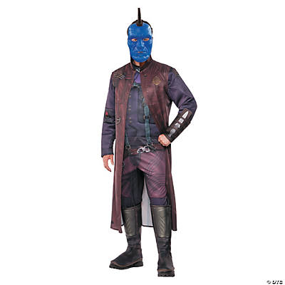 Men's Deluxe Muscle Chest Yondu Costume