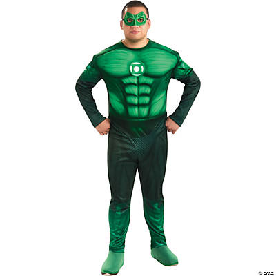 Men's Hal Jordan Green Lantern™ Costume