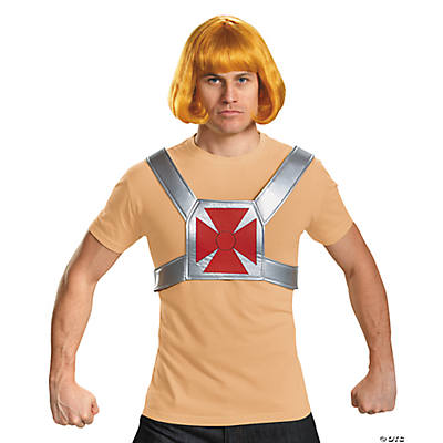 Men's He-Man Costume Kit