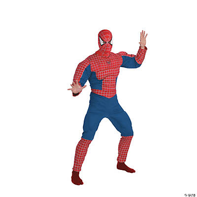 Men's Muscle Chest Spider-Man™ Costume