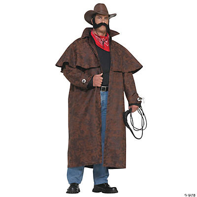 Men's Plus Size Big Tex Costume