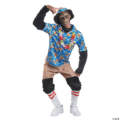 Men's Tourist Chimp Costume