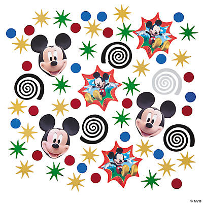 Mickey & Friends Confetti