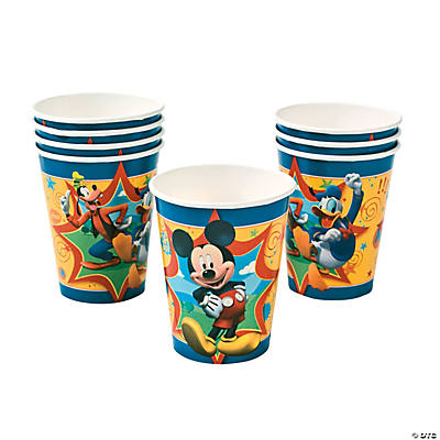 Mickey & Friends Cups