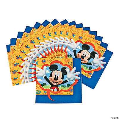 Mickey & Friends Luncheon Napkins