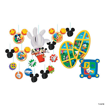 Mickey Playtime Room Decorating Kit