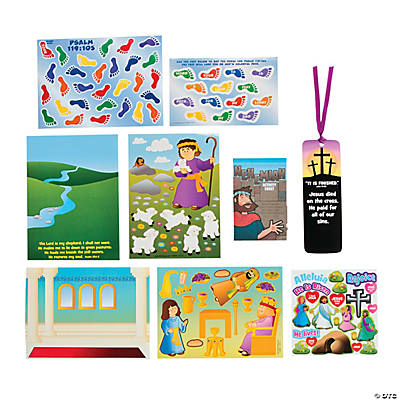 """Mighty Kingdom"" Activity Kit"