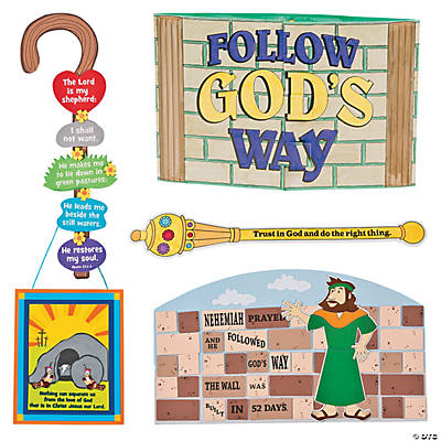 """Mighty Kingdom"" Craft-A-Day Kit"