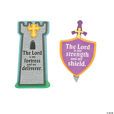 """Mighty Kingdom"" Magnet Craft Kit"