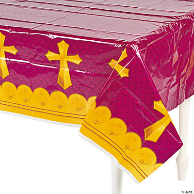 """Mighty Kingdom"" Tablecloth"